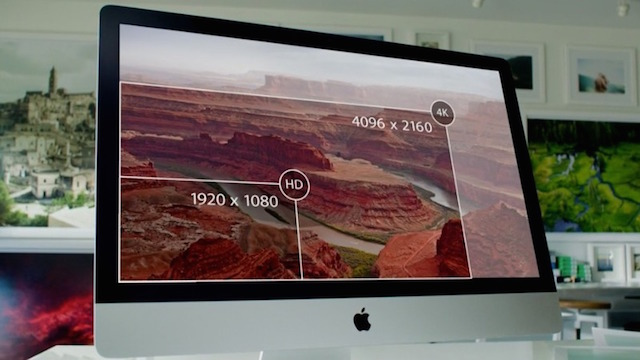 iMac - Retina, Graphics Resolution, Thin