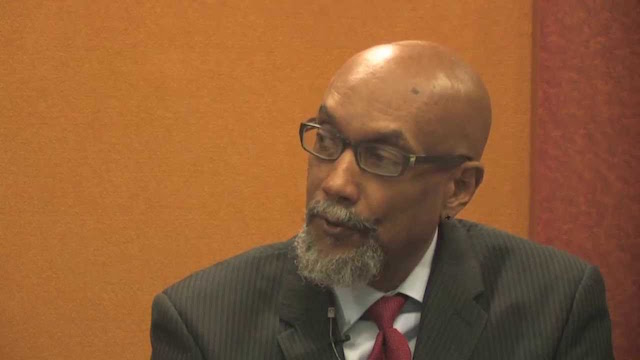 Dr Ajamu Baraka, Green Party  Jill Stein's Running Mate