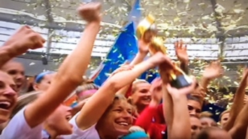 FIFA World Cup 2015: US Woman Soccer Team Champion