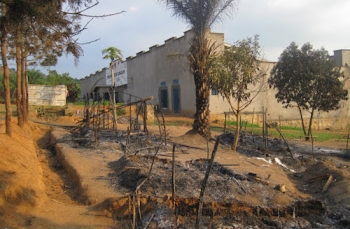 Attack of prison by armed groups in Kangbayi, Beni, 2016