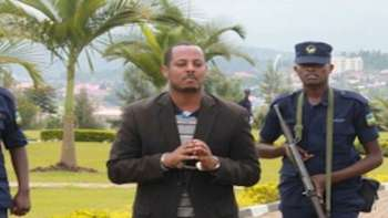 Kizito Mihigo Arrest in April 2014