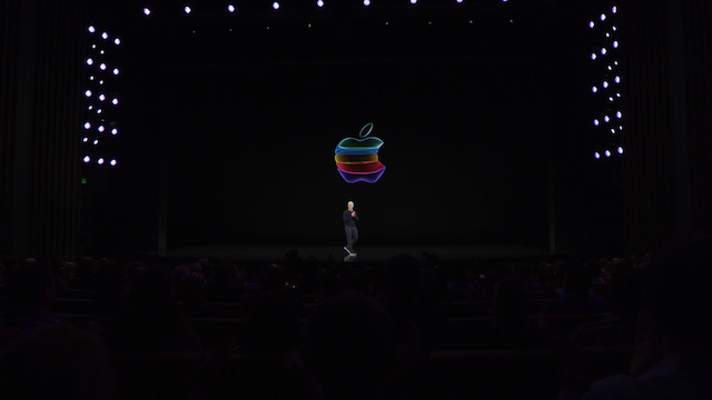 Apple's By Innovation Only event on Sep 10, 2019