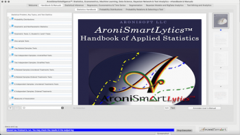 AroniSmartIntelligence™: Handbooks and Manual