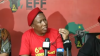 Julius Malema condemning xenophobia in South Africa, in Sep 2019